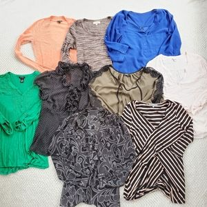 RESELLER BUNDLE • Less than $2.50/Piece • L Tops